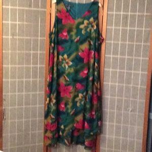 MLLE GABRIELLE: Women's Dress Plus Size 24